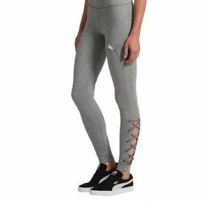 Puma Pants - Puma Ladies Lace-up Legging